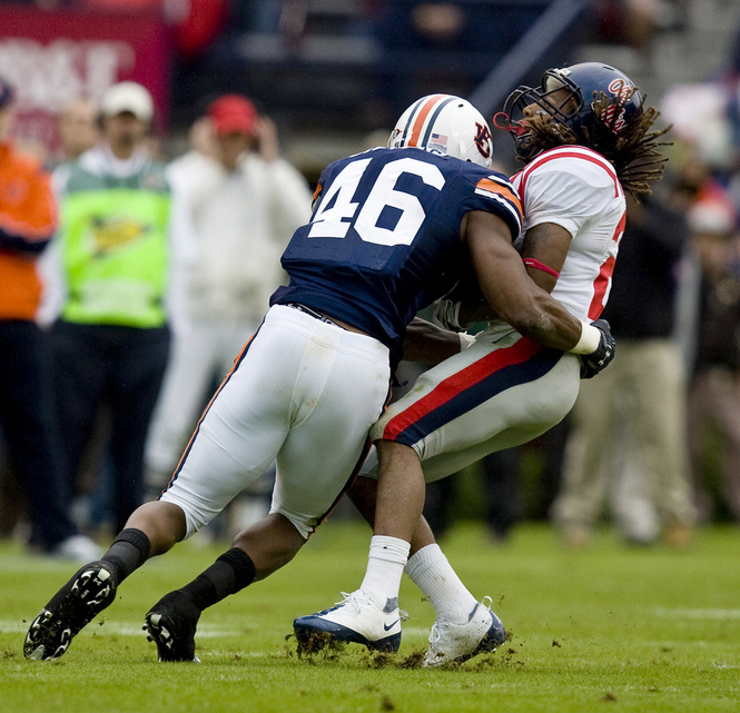 Mississippi Auburn Football