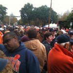 The Unsanctioned Tiger Walk