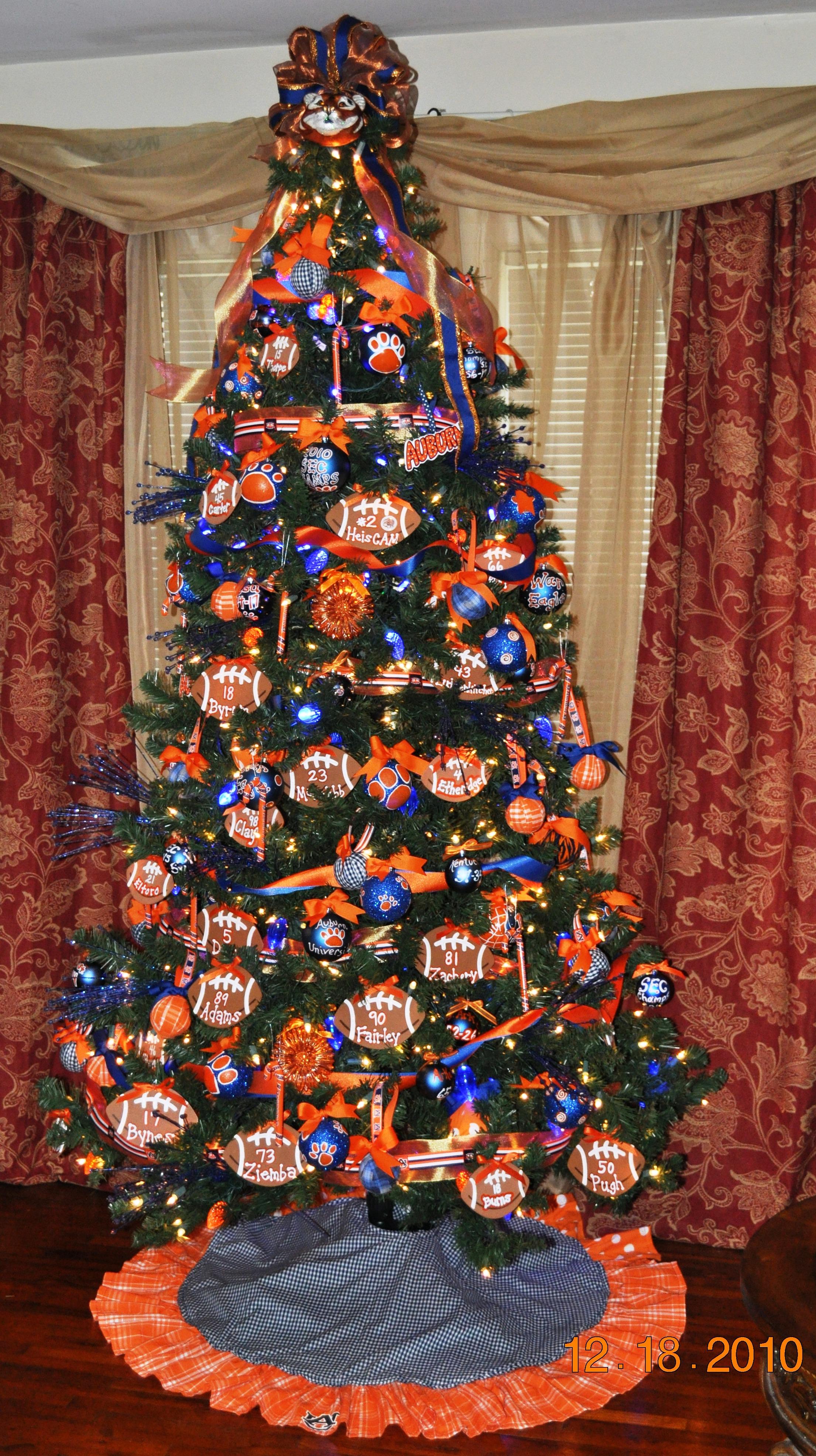 Auburn christmas ornaments - Auburn Christmas Ornaments 5