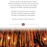 Toomer's Corner Creed