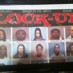 This Week on the Cover of 'Lock-Up'...