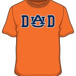 Tell Me About Your Auburn Dad