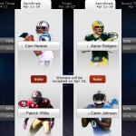 Cam Advances to Final Four of Madden Cover Bracket