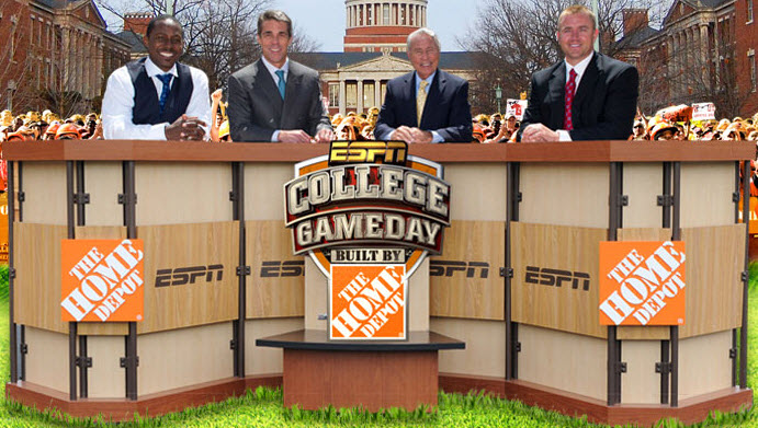 gameday college football bet on college football