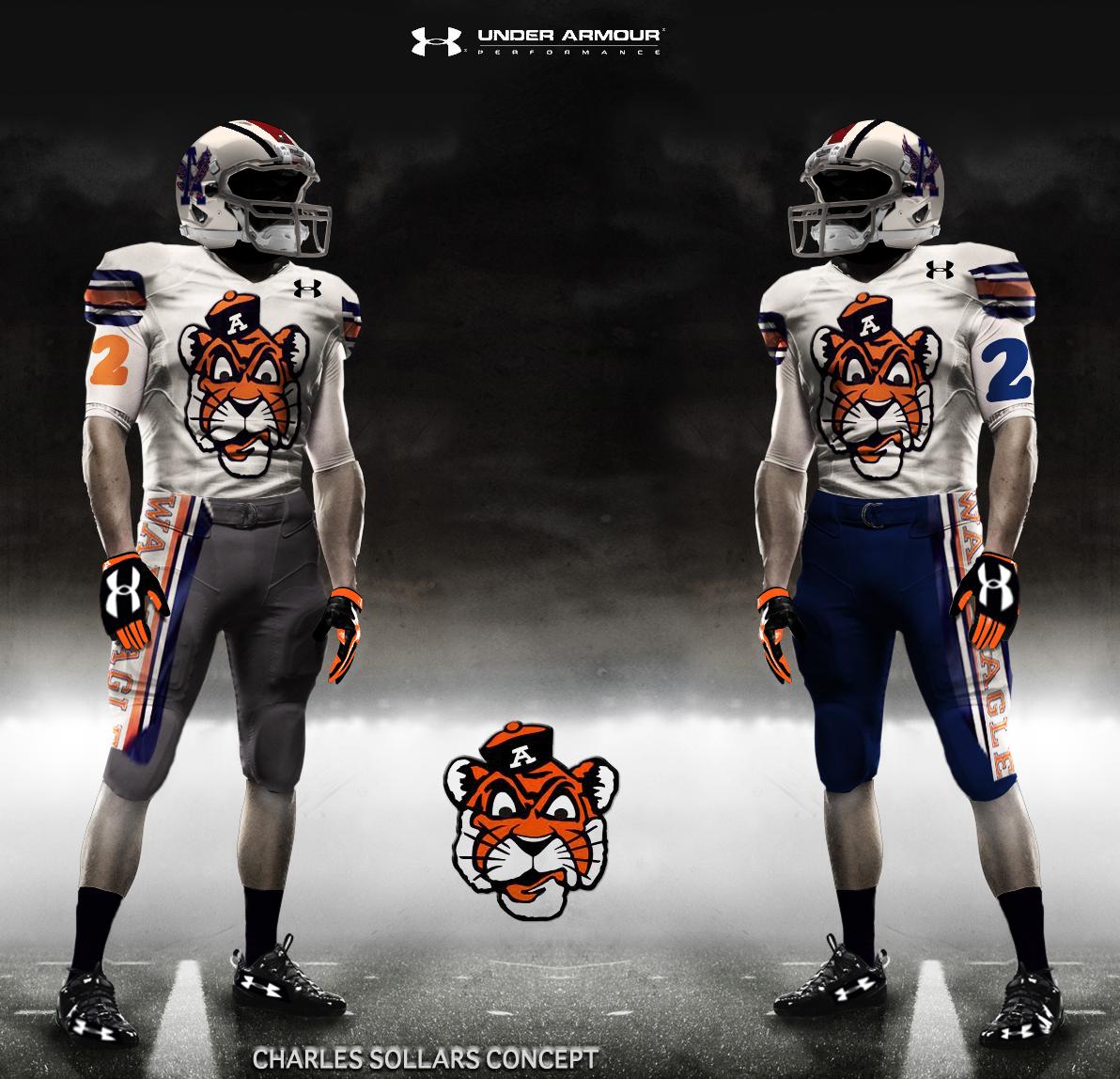 5c41e3e2a76 A Few Very Eccentric Auburn Uniform Concepts