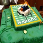 Jason Dufner's Groom's Cake, Favors, & Wedding Photo