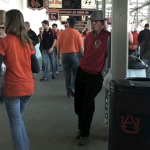 Was Bear Bryant at the 2011 Iron Bowl?