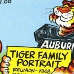 Tiger Murder/Suicide on '68 Auburn-Clemson Program