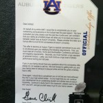 This Is What An Official Auburn Offer Letter Looks Like