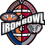 It's Iron Bowl Week...