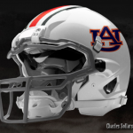 What if Auburn Brought Back Orange Facemasks?