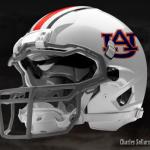 What if Auburn Brought Back Orange Facemasks?