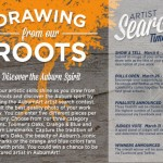 "Vote in AuburnArt's ""Drawing from our Roots"" Contest"