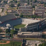 Auburn in May 2013: An Aerial View