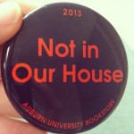 Washington State Gameday Button: Not in Our House
