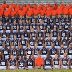 2013 Team Picture Day Shows Minor Uniform Change