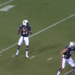 Highlights of Auburn's 24-20 Win Over Mississippi State