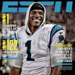Cam Newton will be on the Cover of ESPN The Magazine... Again