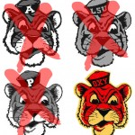 The True Origin of the Old Tiger Head Logo