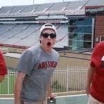 Arkansas Fans Make Terrible Music Videos