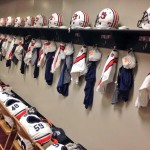Arkansas Spares Every Expense for Visitor's Locker Room