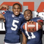 Chris Davis and Ricardo Louis on the Cover of Sports Illustrated