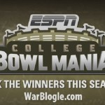 Join the 2019-20 War Blogle Bowl Pick 'em