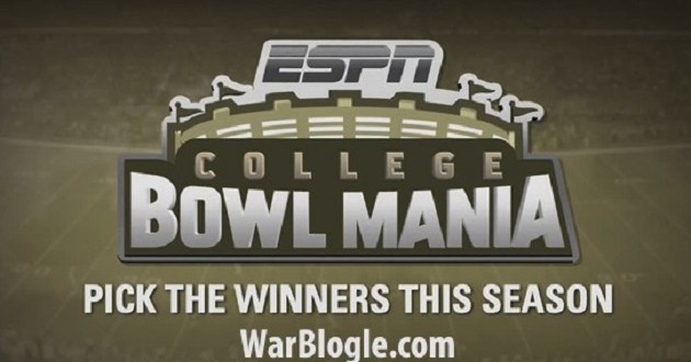 Join the 2018-19 War Blogle Bowl Pick 'em