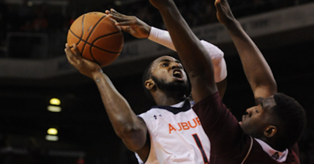 Highlights of Auburn's 92-82 Win Over Mississippi State