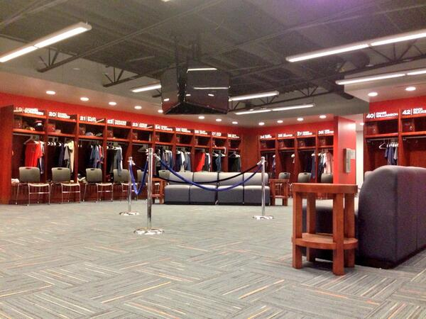 Tour Auburn Baseballs New Clubhouse
