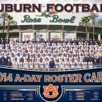 The A-Day 2014 Roster Card Hurts