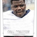 Greg Robinson & Dee Ford's Rookie Cards