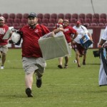 The Running of the Gumps Meets the Kick 6