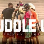 """Under Armour Five-Part Series """"Huddle Up"""" Tells Cam Newton's Story"""