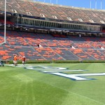 Pat Dye Field is Almost Ready for 2014