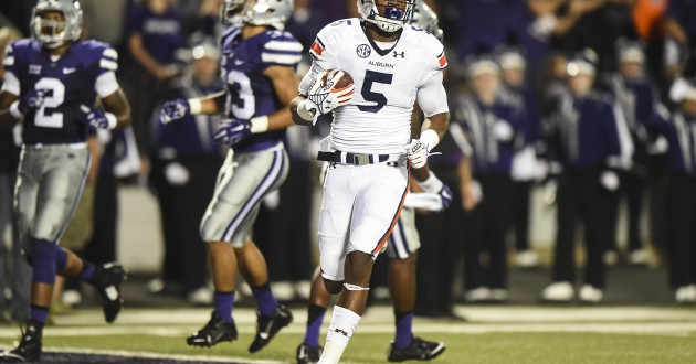 Highlights of Auburn's 20-14 Win Over Kansas State