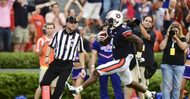 Highlights of Auburn's 45-17 Win Over Louisiana Tech