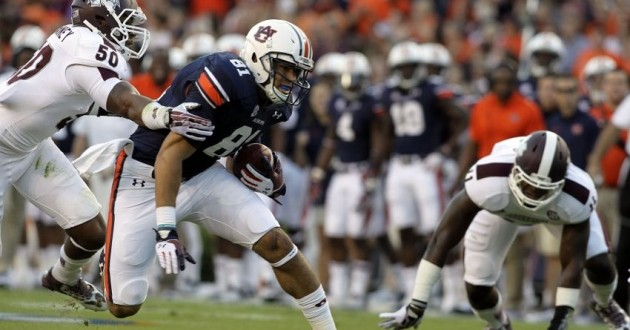 Highlights of Auburn's 38-23 Loss to Mississippi State