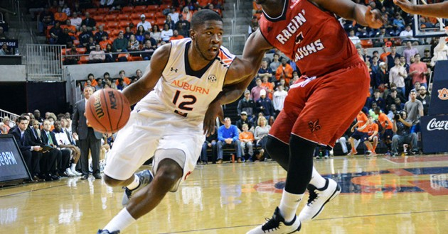 Highlights of Auburn's 105-80 Win Over Louisiana-Lafayette