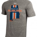 Under Armour's 'State of Auburn' T-Shirts Available This Week