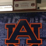 Auburn's Countdown Clock set for the Iron Bowl
