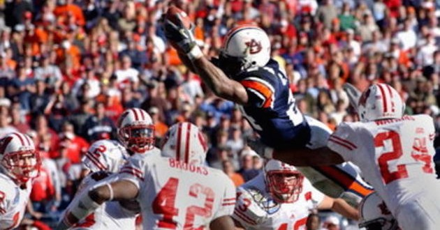 Auburn, Wisconsin, Outback Bowl History, & More