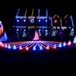 Christmas Lights Show Features Rod Bramblett's 'Kick Six' Radio Call (now with video)