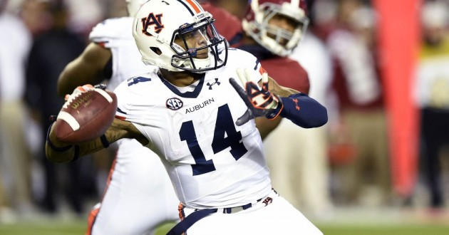 Highlights of Auburn's 55-44 Loss to Alabama