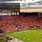 How Does Auburn's Massive New Screen Compare to World Landmarks?