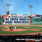 Auburn's Massive New Screen Compared to MORE Giant Stuff