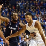 Highlights of Auburn's 91-67 Loss to Kentucky
