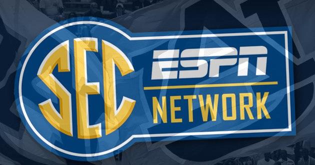 Auburn's SEC Network Takeover Schedule