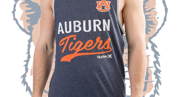 Enter the College Tanks Auburn Tank Giveaway