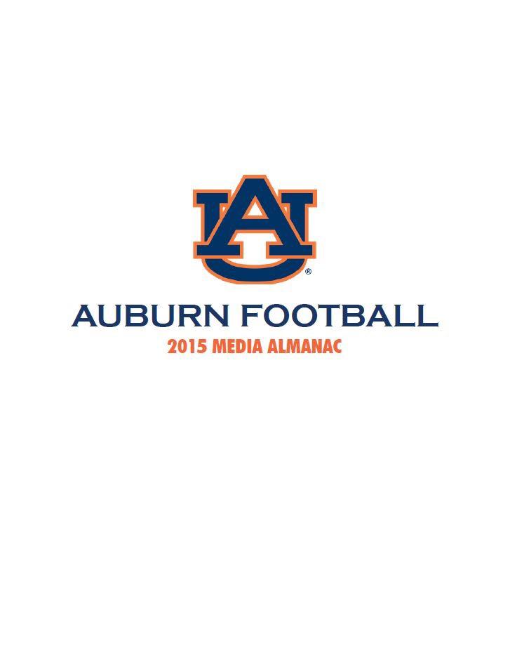 2015 Auburn Media Almanac